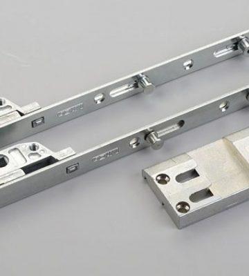 Nico MULTILOCK Window Lock 22 mm Backset 7.8 mm Cam 270 mm long